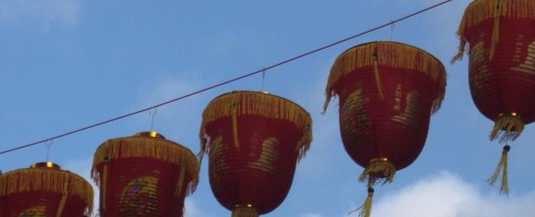 China Town - Neujahr