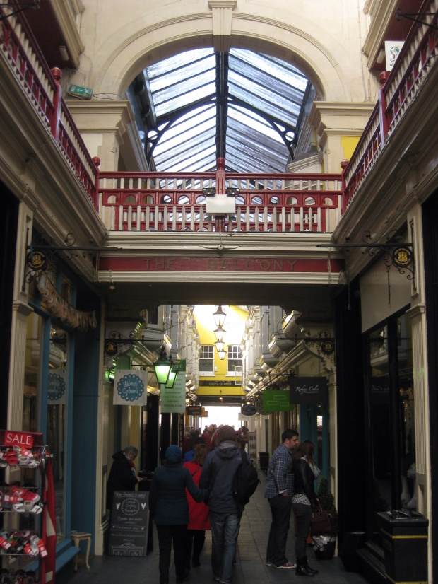 Cardiff - Arcade