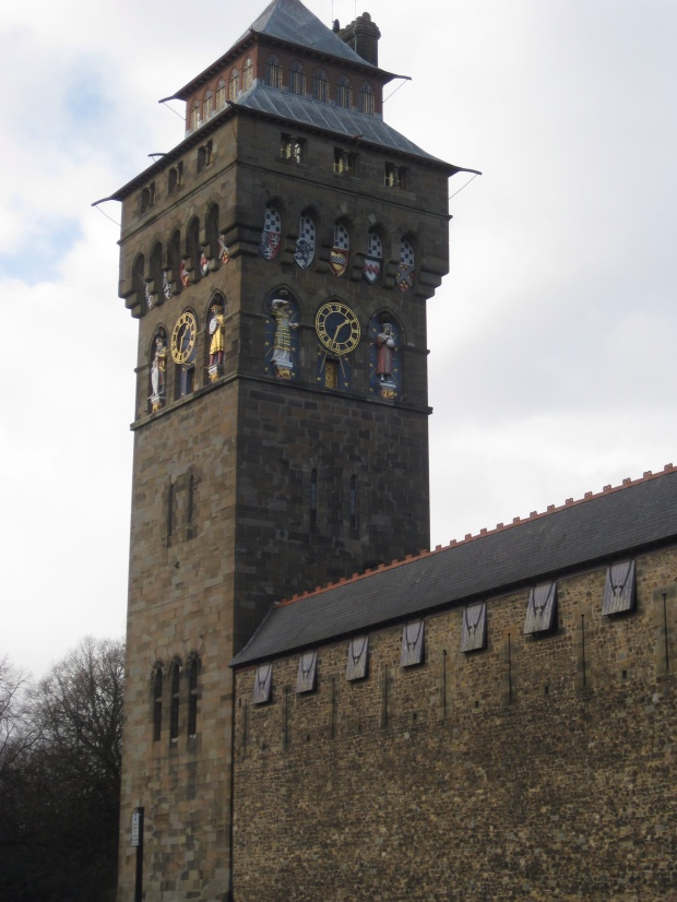 Cardiff - Castle