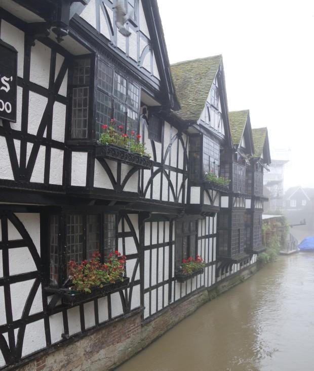 Canterbury Häuser