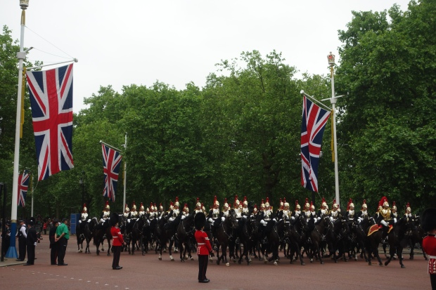 Trooping the Colour - Parade
