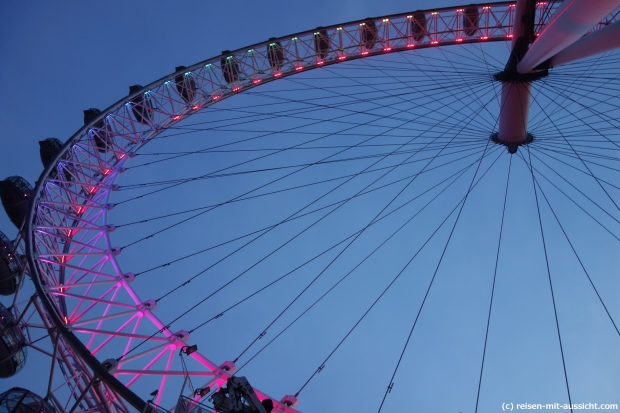 London Eye_Rückansicht