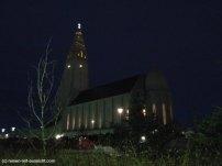 Island_Reykjavik_Kirche