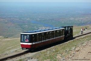 Snowdon_Zahnradbahn