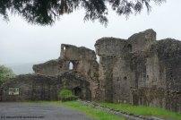 Abergavenny Castle Ruine